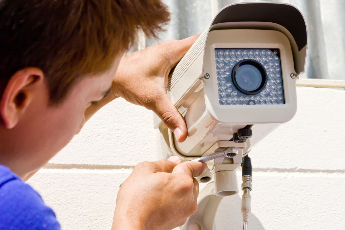 acheter camera de surveillance