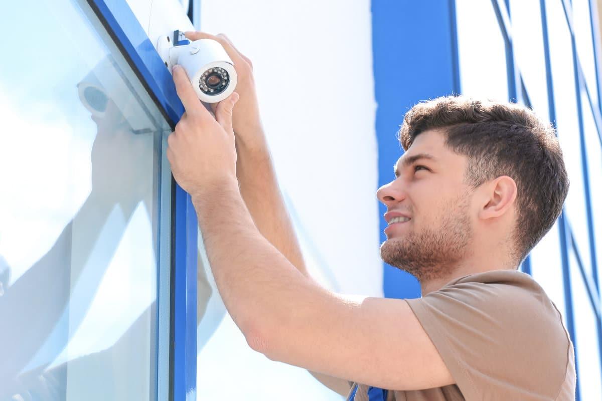 camera surveillance entreprise